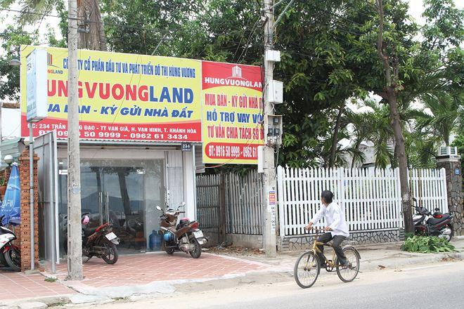 Bất động sản Khánh Hòa cắt sốt