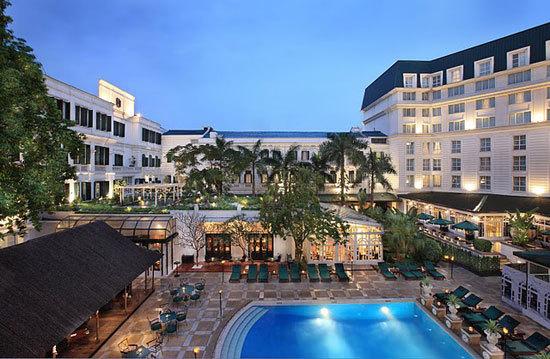 Thị trường khách sạn Hà Nội sắp bước vào cuộc đua khốc liệt