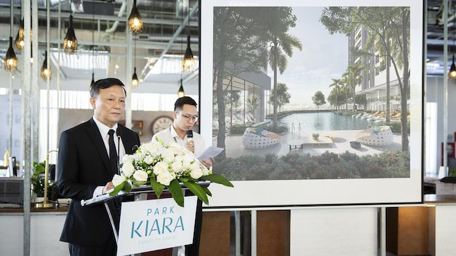 ParkCity Hanoi launches first apartment towers