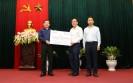 EVNNPT trao tặng 100 bộ máy tính cho một số trường học tại Quảng Ngãi