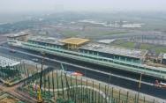 Đường đua F1 Hà Nội tăng tốc vào giai đoạn hoàn thiện
