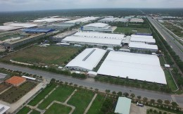 The growing prominence of supporting industry drives industrial real estate