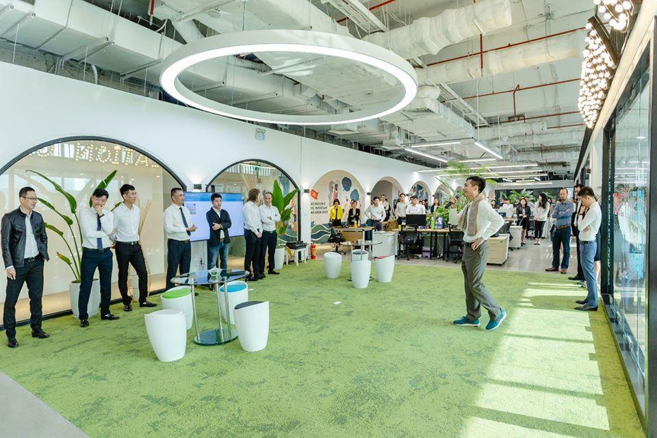 Học viện Doanh nhân Hạnh phúc công bố gói hỗ trợ doanh nghiệp địa ốc